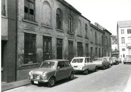 Leuven Willemstraat 27-35