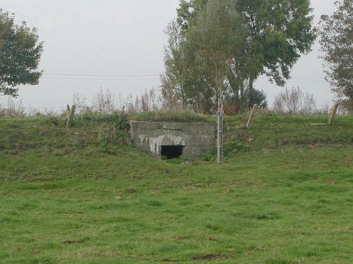 Diksmuide Beerstblotestraat zonder nummer bunker