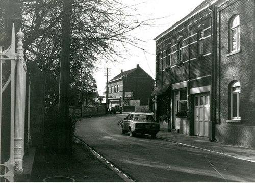 Vossem Dorpsstraat