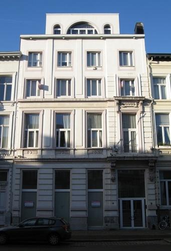 Antwerpen Van Breestraat 14