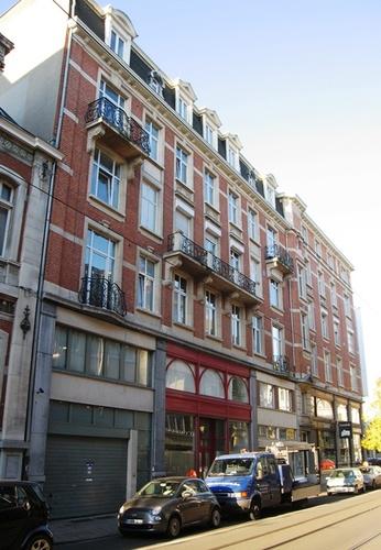 Antwerpen Van Breestraat 17