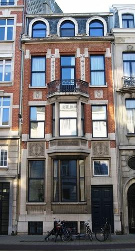 Antwerpen Van Breestraat 19