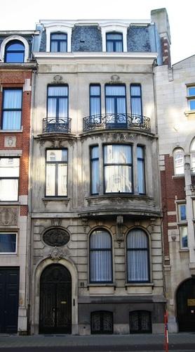 Antwerpen Van Breestraat 21