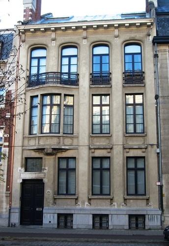 Antwerpen Van Breestraat 25