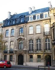 Notariswoning en burgerhuis in beaux-artsstijl