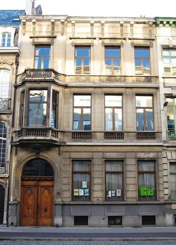Antwerpen Van Breestraat 31