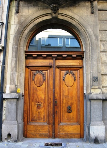 Antwerpen Van Breestraat 31 deur