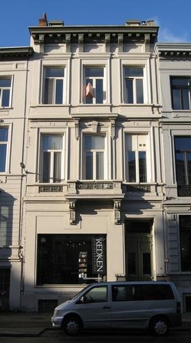 Antwerpen Van Breestraat 6