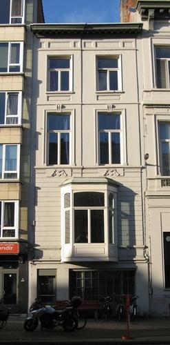 Antwerpen Van Breestraat 8