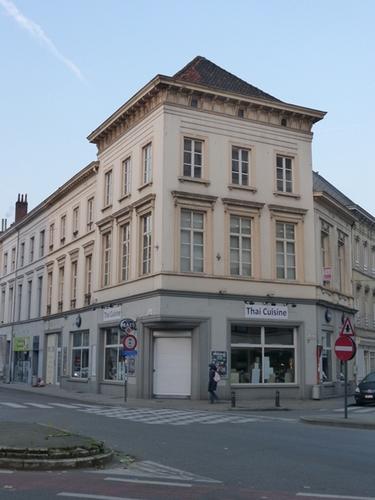 Gent Zuidstationstraat 2-2A