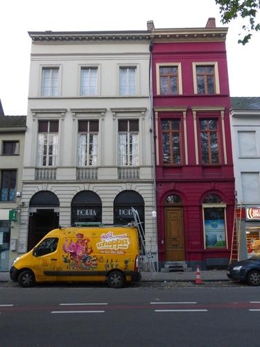 Gent Sint Annaplein 69-74