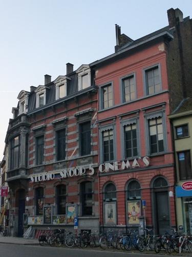 Gent Sint Annaplein 63-67