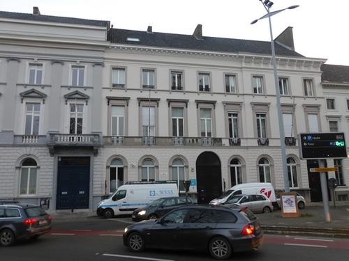 Gent Sint Annaplein 31-35