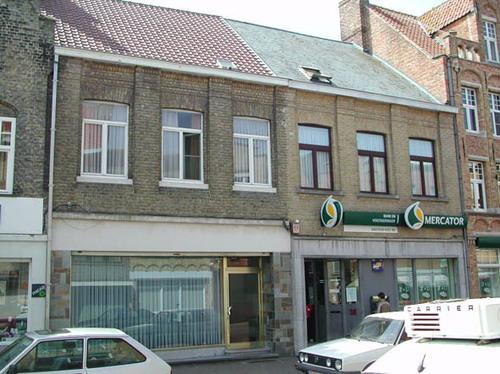 Diksmuide Generaal Baron Jacquesstraat 36-38
