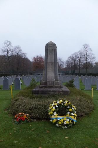Antwerpen Dokter Donnyplein zonder nummer Oorlogsmonument Eerste Wereldoorlog