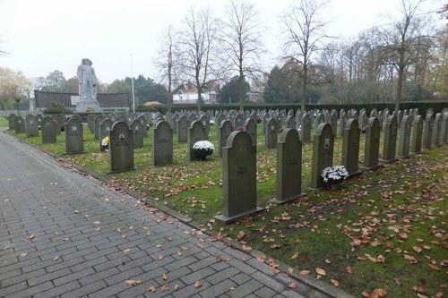 Antwerpen Dokter Donnyplein zonder nummer Perk oorlogsinvaliden