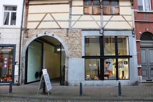 Hasselt Havermarkt 4 eerste bouwlaag