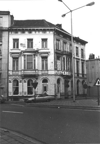 Gent Sint-Annaplein 30, Filips Van Arteveldestraat zonder nummer