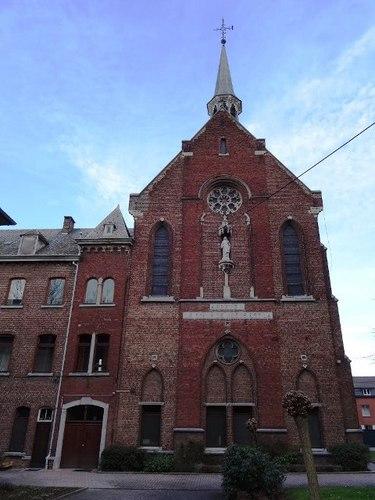 Voeren Kloosterstraat 21 (zuidkant kapel)
