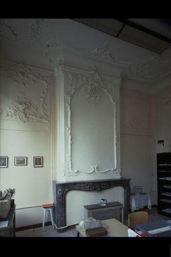Brugge Spiegelrei 13 Interieur