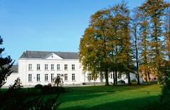 Park van het kasteel Erckenteel