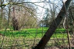 Herenboerenparkje van het Kasteel Haagsmeer
