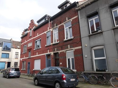 Gent Lozevisserstraat 118, Karperstraat 182-186