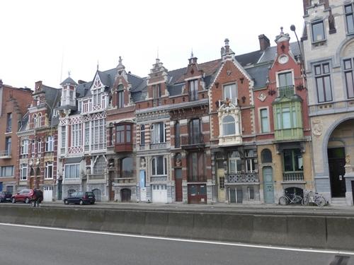 Gent Vlaamsekaai 88-103