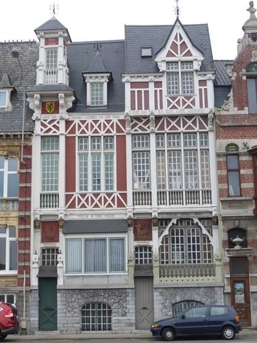 Gent Vlaamsekaai 90-91