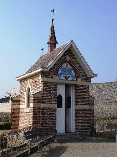 Borgloon Kuttekovenstraat zonder nummer Kapel Onze-Lieve-Vrouw van Lourdes