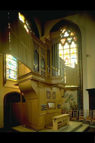 Koororgel Sint-Gilliskerk Brugge