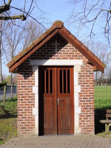 Roosdaal Stampmolenstraat zonder nummer kapel
