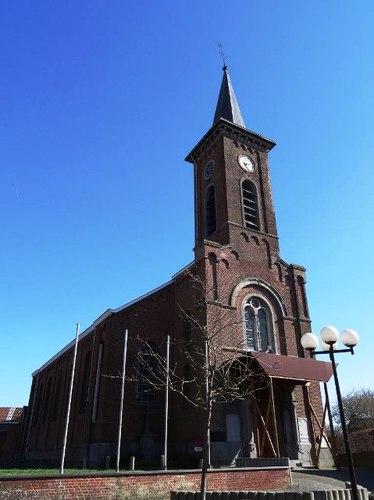 Gooik Bruneaustraat zonder nummer Sint-Martinuskerk