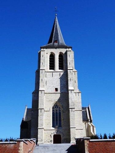 Lennik Dorp zonder nummer Sint-Martinuskerk