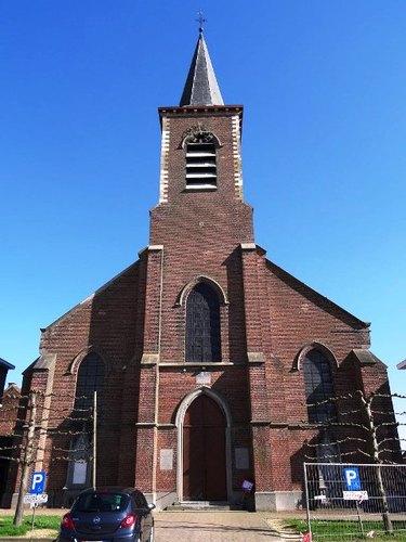 Gooik Kerkplein zonder nummer Sint-Ursemaruskerk
