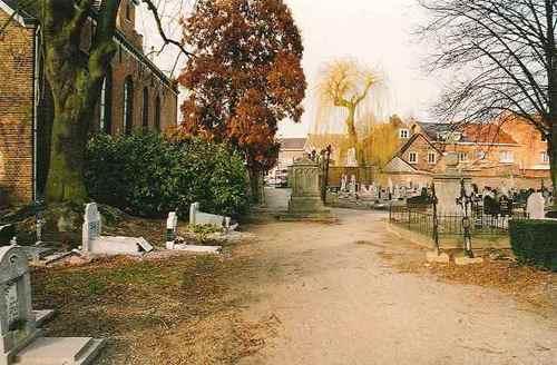 Sint-Truiden Stedelijke Begraafplaats Overzicht 01