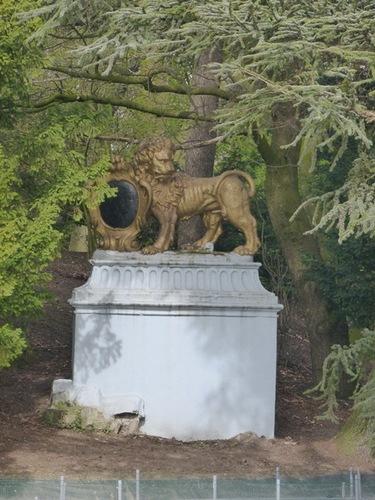 Gent Citadelpark standbeelden