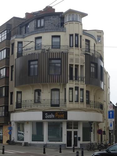 Gent Smidsestraat 1-13