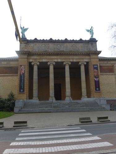 Gent Fernand Scribedreef 1, Hofbouwlaan 28-29