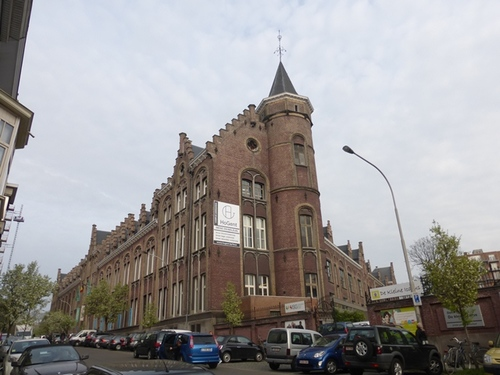 Gent Karel Lodewijk Ledeganckstraat 4-8