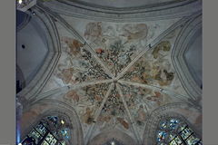 Muurschilderingen Sint-Martinuskerk