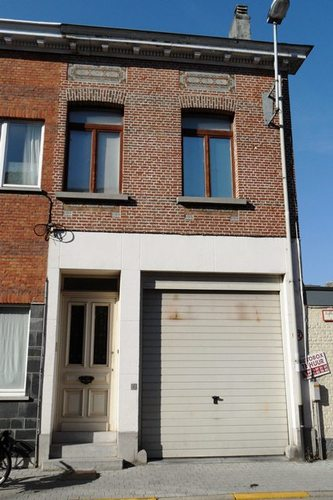 Mechelen Veldenstraat 2 Ontwerp architect Van Cauwenbergh