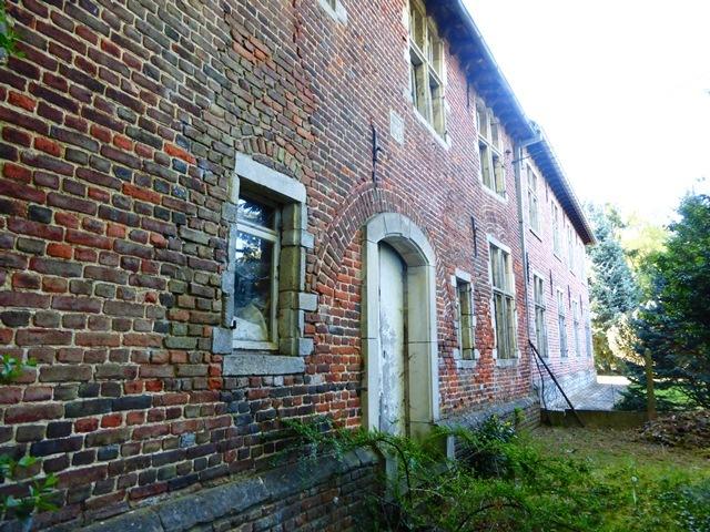 Afspanning het stenen huis erfgoedobjecten inventaris onroerend erfgoed - Stenen huis uitbreiding ...