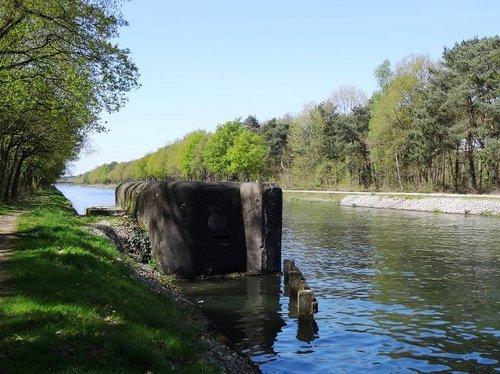 Lommel Slinkerstraat zonder nummer Bunker
