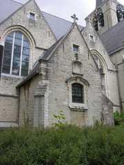 Zaventem Kerkplein Sint-Martinuskerk (https://id.erfgoed.net/afbeeldingen/202898)