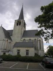 Zaventem Kerkplein Sint-Martinuskerk (https://id.erfgoed.net/afbeeldingen/202901)