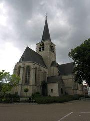 Zaventem Kerkplein Sint-Martinuskerk (https://id.erfgoed.net/afbeeldingen/202902)