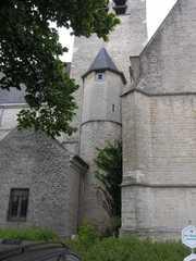 Zaventem Kerkplein Sint-Martinuskerk (https://id.erfgoed.net/afbeeldingen/202905)