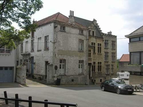Zaventem Kerkplein 1 en Kerkstraat 1-3