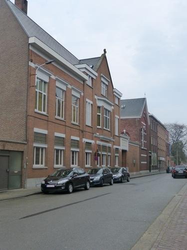 Gent Visitatiestraat 3-5